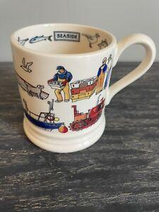 Emma Bridgewater Seaside Mug Unused