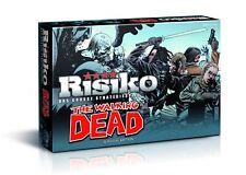 The Walking Dead Board Game Risk *german Version* Winning Moves