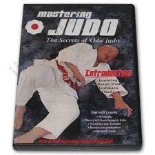 Sensei Okada Mastering Kodokan Judo #1 Introduction Dvd beginner guide Odo Kano