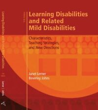 Learning Disabilities and Related Mild Disabilities: Characteristics, Teaching