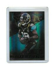 JACKSONVILLE JAGUARS SOUTH CAROLINA ACE SANDERS 6/10 MADE 2014 PRESTIGE FB CARD