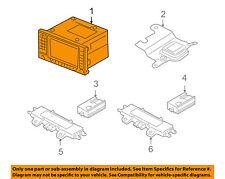 PORSCHE OEM 2008 Cayenne GPS Navigation System-Display System Unit 95564221010