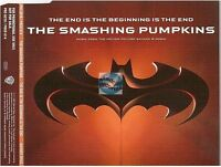 THE SMASHING PUMPKINS THE END IS THE BEGINNING IS THE END CD PROMO