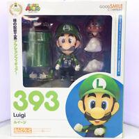 Super Mario Brothers Luigi  figures figure PVC doll Figurine states one pack
