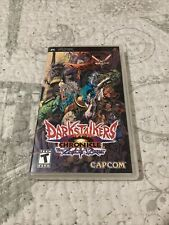 Darkstalkers Chronicle: The Chaos Tower (Sony PSP, 2005) No Manual- Playstation