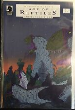 Age of Reptiles Ancient Egyptians #3 VF+/NM- 1st Print Dark Horse Comics