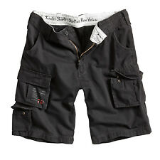 SURPLUS™ RAW VINTAGE CARGO BERMUDAS US ARMY CHINOS CAMINAR Pantalones Cortos