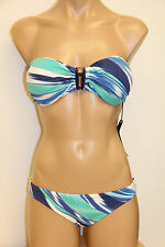 NWT ANK Mirla Sabino Swinwear 2 Piece Bikini Set Sz L XS  $195