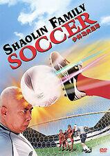 Shaolin Family Soccer DVD
