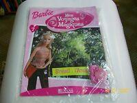 BARBIE  7.. mes voyages magiques ..pochette..