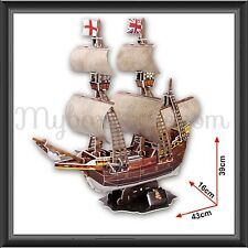 MAYFLOWER DIY Educational 3D Puzzles for Kids & Adult 111 pieces