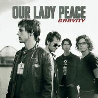 3 CD lot - Gravity by Our Lady Peace (2002) Naveed (1994) and Clumsy (1997)
