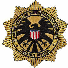Avengers SHIELD - Serie Unifom Patch Aufnäher - Logistics Division