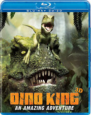 Dino King (3D & 2D Blu-Ray DVD) (WGU01309B)
