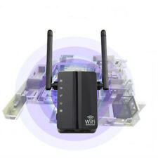 300 Mbps Wireless Wifi Extender Repeater Dualband Router Range Signal Booster