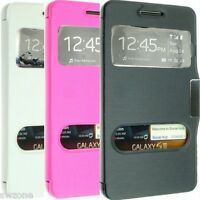 FOR SAMSUNG GALAXY S2 SII I9100 LUXURY PU LEATHER CASE COVER WALLET POUCH FLIP