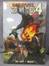 MARVEL ZOMBIES 4 Hardcover Book Van Lente NEW HC