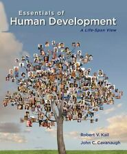 Essentials of Human Development: A Life-Span View (New 1st Editions in-ExLibrary