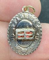 Vintage Sasco Sterling Silver 925 Florida Charm Pendant