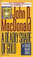 JOHN D. MacDONALD  A DEADLY SHADE OF GOLD