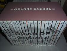 OPERA COMPLETA BOX 20 DVD 1914-1918 GRANDE GUERRA PRIMA MONDIALE CORRIERE