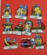 Série complète  fèves coccinelles 2005 r369
