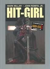 MARK MILLAR / JOHN ROMITA JR . HIT-GIRL . PANINI . 2013 .