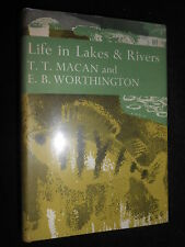 New Naturalist 15; Life in Lakes & Rivers, 1951-1st - Macan/Worthington, Nature