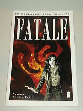 FATALE #24 IMAGE COMICS