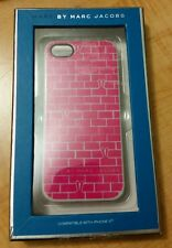 Marc Jacobs - Pop Pink Iphone 5 case NEW IN ORIGINAL BOX