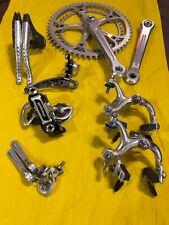 Campagnolo Super Record Patent 84 Gruppe