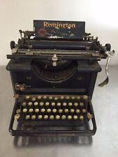 Vintage Antique Remington Standard Typewriter #12   Serial: LA 57490