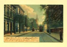 Ak Hagen - Körnerstraße mit Straßenbahn 1905