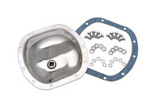 Front Differential Cover Polished Stainless Jeep CJ 1941-1986 304M30