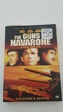 The Guns of Navarone (DVD, 2007, 2-Disc Set, Collectors Edition)
