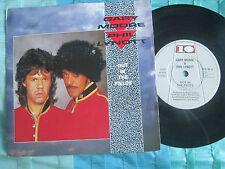 "Gary Moore & Phil Lynott Out In The Fields 10 Records TEN49 UK 7"" Vinyl Single"