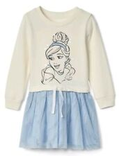 Nwt Baby Gap GIRL cinderella Disney Baby Princess tulle dress 18-24 Months
