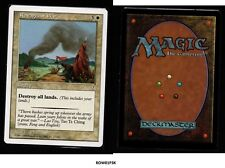 MRM ENGLISH Ravages of War Mint/NM+  MTG magic P3K ( ROW01)