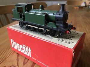 4mm/00 Gauge SR E5 0-6-2t locomotive kit built Wills Finecast