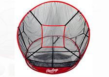 Rawlings 3-in-1 Pop Up Net Pitching/Hitting/Fielding baseball softball training