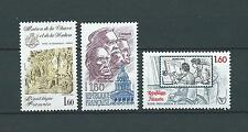 FRANCE - 1981 YT 2171 à 2173 - TIMBRES NEUFS** MNH LUXE