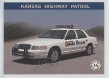 2000 Publication Services Troopers Across America #16 Kansas Highway Patrol 0w6