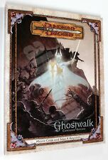 Dungeons & Dragons GHOSTWALK D&D 3.0 d20 Campaign Setting Option NEW