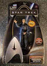 Playmates Toys Star Trek Deluxe Original Spock Vivid Imaginations Action Figure