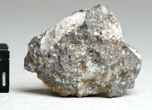 Meteorite NWA 11273 - Lunar Achondrite Moon - beautiful complete Individual 7.6g