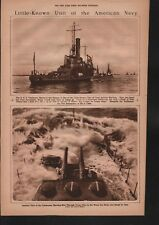 WWI U.S.S. Talahassee - Little-Known Unit of the American Navy