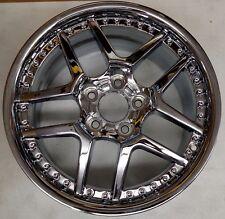 C5 Corvette,ZO6 Style Chrome Wheel,17x9.5,1997,98,99,00,01,02,03,04,New