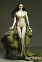 1/6 Phicen Female Clothes Corum Girl Suit Dress Set F 12'' Mid Bust Body Model