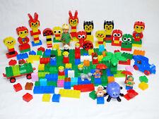 Lego Duplo Set 170 Teile Bauplatte Bausteine Puppe Little forest Figuren 2,2 Kg