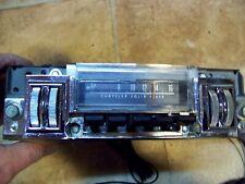 1969 Dodge Charger B-body 180 watt AM/FM Stereo w/Bluetooth/USB/Auxiliary Input